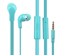 MOGCO IE-M9 In-Ear Headphones (Headband)ForMedia Player/Tablet / Mobile Phone / ComputerWithGaming / Sports