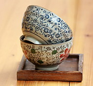 And The Wind Ceramic Tableware