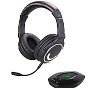 Wireless 390M Gaming Headphones Non-driver USB Sound Card & Pure-digit Deco for X BOX 360,X BOX ONE PS3, PS4,TV,PC