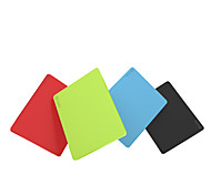 iQunix® Colorful Aluminum Mouse Pad Game Mouse Pad Smooth Mute (12inches)