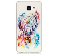 Dreamcatcher TPU Material Glow in the Dark Soft Phone Case for Samsung Galaxy A310/A510(2016)