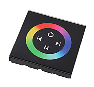 Full Color RGB Touch Panel Controller DC12-24V Max 12A