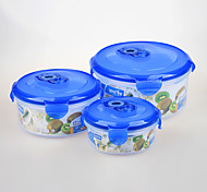 YOOYEE Brand Promotional gift round shape vacuum food container