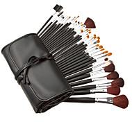 34Pcs Makeup Brush Animal Hair Studio Makeup Brush Sets