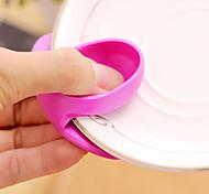 силикагель изолированный зажим кухонный помощник (случайный цвет)
