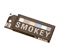 Retro Earth Color Eye Shadow Smokey-eye Make-up Palette
