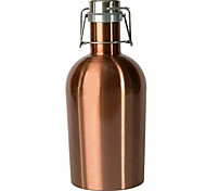 The New High-Grade Stainless Steel Jug Bottle Creative 2L Big Swing Trade Products Strange New Pressure Kegs