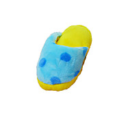 Cat / Dog Pet Toys Squeaking Toy Squeak / Squeaking Blue Plush
