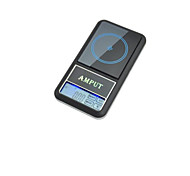 jóias portátil balança eletrônica (gama de pesagem: 200g / 0,01 g)