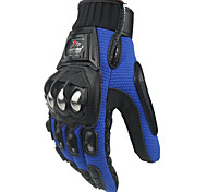 Motorcycle Gloves, Alloy Shell Racing Bike Riding Gloves