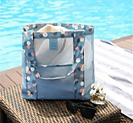 Fashion Color Mesh Bag Shopping Bag Bag Female Travel Beach Bag