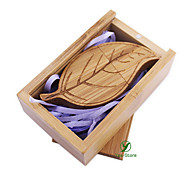 Wooden Leaf 16GB USB2.0  USB Flash Drive