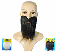 Children'S Day Dance Performance Supplies Simulation Fake Beard Fake Mustache Beard White Beard Black Beard Performances