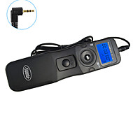 Sidande 7101 LCD Time Lapse Intervalometer Remote Control Timer Shutter Release for Canon 70D 60D 700D