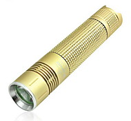 Mini Aluminum Dimmable Flashlight Glare Riding Light For Outdoor