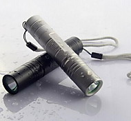 Mini LED Bright Flashlight Rechargeable Waterproof Flashlight For Outdoor