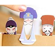 Ka02 Creative Chinese Style Beijing Opera Bookmark Bookmark 7
