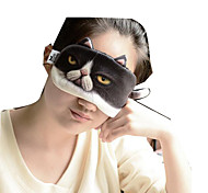 Nap Cartoon Blindfold Meow Star People Cold Ice Packs Eyeshade (Random Delivery)