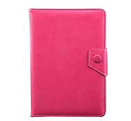 Universal PU Leather Stand Case Cover For 8 inch Android Tablet Cases For Samsung iPad