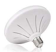 24W E27 SMD5730 LED Light Bulb Saucer Globe Light Lamp (AC220-240V)
