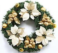 enfeites de Natal grinalda do natal decorações Hotel Arcade (30cm)
