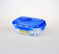 Shantou Factory Plastic Lock and Seal Food Container Storage Box