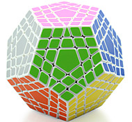 Shengshou® Smooth Speed Cube Megaminx Professional Level Stress Relievers / Magic Cube / Puzzle Toy Black / White Plastic