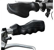 Bicicletta Manubrio Set Mountain bike / Bicicletta a scatto fisso / Bicicletta pieghevole Duraturo / Comodo Nero gomma 1 Pair-N/A