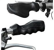 Folding Bike / Mountain Bike/MTB / Fixed Gear Bike Handlebar Set Rubber Comfortable / Durable 1 Pair Black