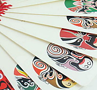 Multifonction Bookmarks Papier,12 Packs