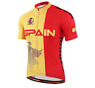 SPAIN Team Road Bike MTB Cycling Jersey ESPANA Flag Jersey /Shirt Bicycle Clothing Ropa Ciclismo High Quality Quick-Dry