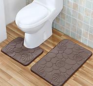 Tepetes de Banheiro-Como na Imagem- DEPoliéster- ESTILOCasual
