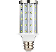 e27 12w ahorro de energía de alto lumen llevó la luz del maíz de 60 × SMD 2835 1200LM 6000-6500K blanco frío ac 220v 1 PC
