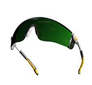 óculos de solda scratch de trabalho
