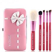 5Pcs Portable Beauty Makeup Tools Brush Sets