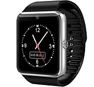 Smart Watch GT08 fitness Clock phone With Sim Card Slot Push Message via Bluetooth for IOS Android Phone