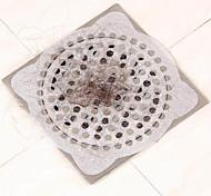 15pcs кухни одноразовые Сливной фильтр стикер волос трап ванной комнате раковина очистки бумаги прочистки пробка домой