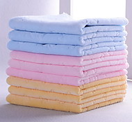 Multi - Purpose Multicolor Velvet Pure Cotton Handkerchief Cotton Baby Square Towel