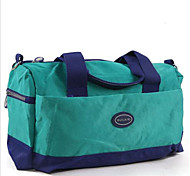 Travel Travel Bag Travel Storage Fabric Blue / Green / Purple Other