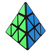 Shengshou® Cubo velocidad suave 3*3*3 Velocidad / Nivel profesional Cubos Mágicos Negro PVC