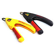 Dog Grooming Nail Clipper Pet Grooming Supplies Portable Random Color Plastic