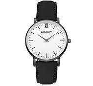 CAGARNY Men's Watch/ Fashion Watch / Simple Watch / Student Watch / Japan Quartz /Casual Watch/Black Watch