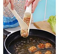 2pcs gadget de cuisine créatif Ustensiles spéciaux Plastique gadget de cuisine créatif