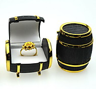 Jewelry Boxes Flannelette 1pc Black