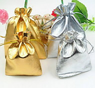 Jewelry Bags  1pc Gold / Silver