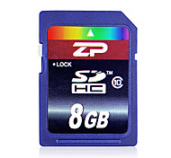 zp classe 8gb 10 SD / SDHC / sdxcmax leer speed80 (MB / s) speed20 escritura máximo (MB / s)