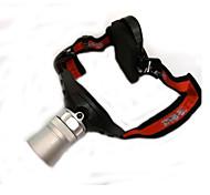 Stirnlampen LED 3 Modus 500 Lumen einstellbarer Fokus Cree XR-E Q5 AAA Camping / Wandern / Erkundungen / Für den täglichen Einsatz / Jagd-