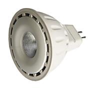 8 GU5.3(MR16) LED Spot Lampen MR16 1 COB 550 lm Warmes Weiß / Kühles Weiß Dimmbar DC 12 V 1 Stück