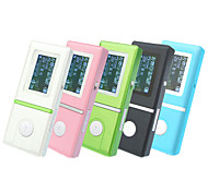 IQQ L9C 8Gb Mini MP3 Player Recorder Cute Colorful Ebook Movement