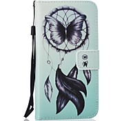 Dream Catcher PU Leather Wallet for Huawei P8Lite P9 P9Lite